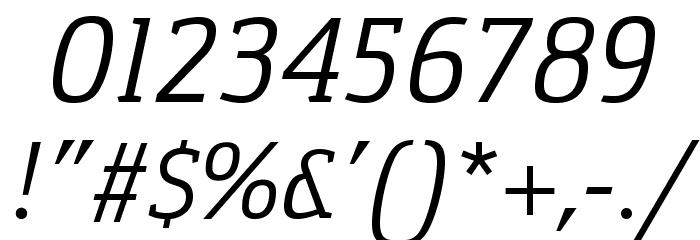 Gaspar-Italic Schriftart Anderer Schreiben