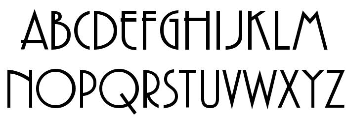 GatsbyFLF-Bold Font