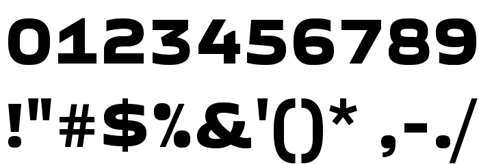 GetVoIP Grotesque Font OTHER CHARS