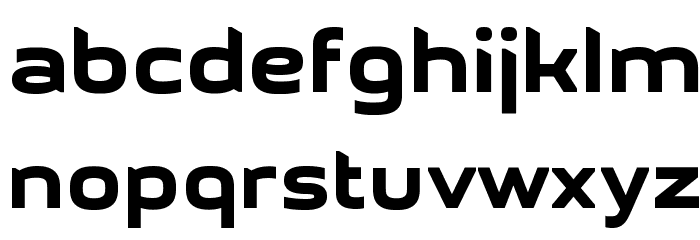 GetVoIP Grotesque Font LOWERCASE