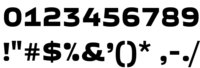 GetVoIPGrotesque Font OTHER CHARS