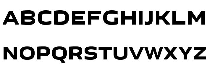 GetVoIPGrotesque Font UPPERCASE