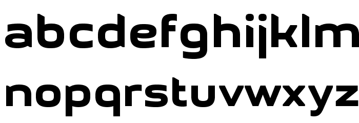 GetVoIPGrotesque Font LOWERCASE