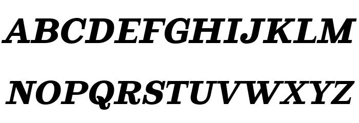 Ghostlight Bold Italic Шрифта ВЕРХНИЙ
