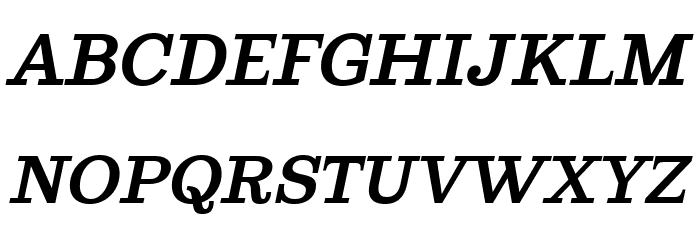 Ghostlight Italic Polices MAJUSCULES