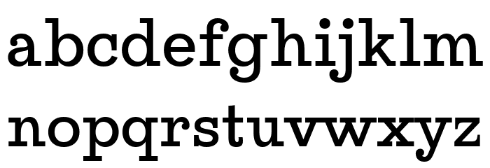 Ghostlight-Light Font LOWERCASE