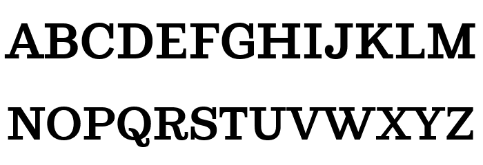 Ghostlight-Regular Font Litere mari