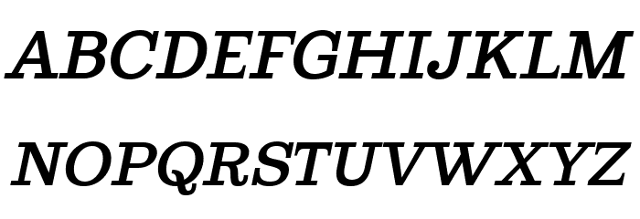 Ghostlight Semilight Italic Fuentes MAYÚSCULAS