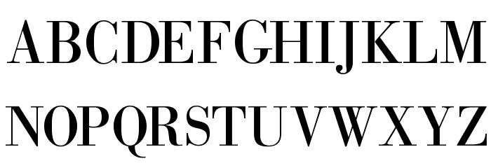 GiambattistaVsPetit Font UPPERCASE