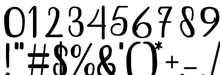 Ginta لخطوط تنزيل حرف أخرى