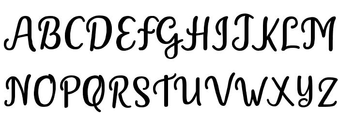 Ginta لخطوط تنزيل الأحرف الكبيرة