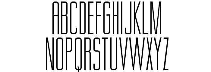 GiottoFLF Font UPPERCASE