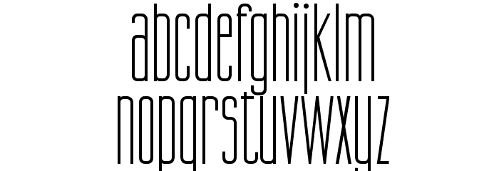 GiottoFLF Font LOWERCASE
