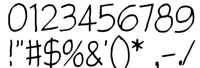 Glingzerminator لخطوط تنزيل حرف أخرى