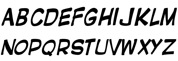 GNATFONT لخطوط تنزيل الأحرف الكبيرة