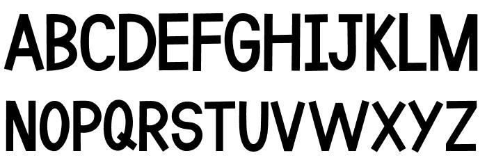 Go Banana Font Litere mari