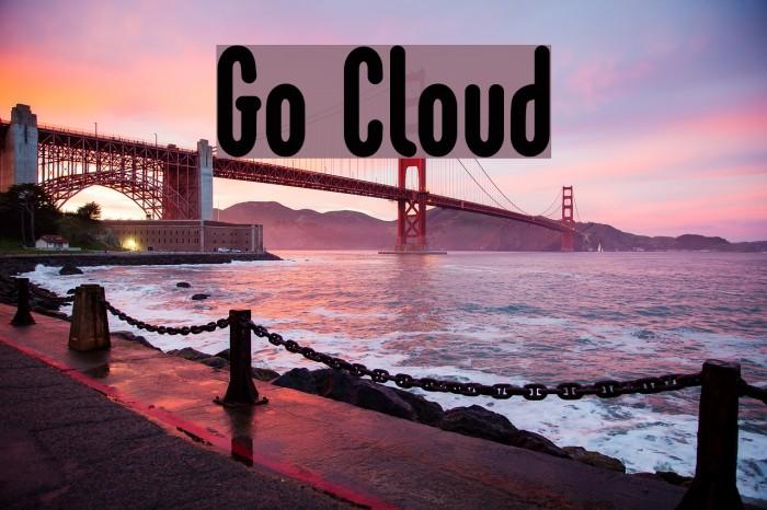 Go Cloud फ़ॉन्ट examples