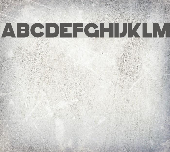 GoGo Hack Schriftart examples