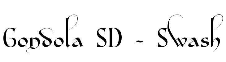 Gondola SD - Swash  لخطوط تنزيل
