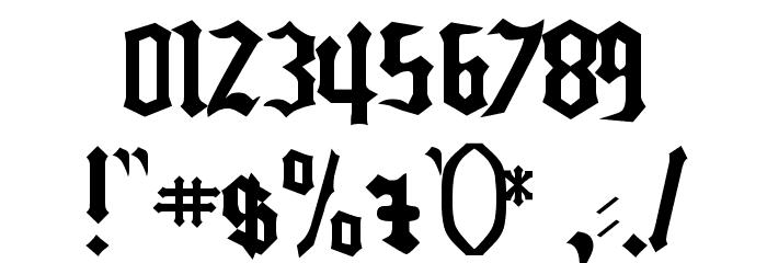 GoodCityModern Plain Schriftart Anderer Schreiben