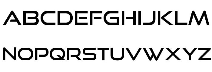GoodTimesRg-Regular Schriftart Kleinbuchstaben