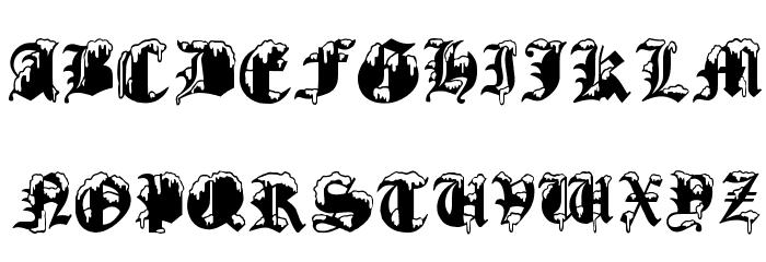 gothic winter font free fonts download. Black Bedroom Furniture Sets. Home Design Ideas