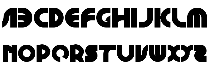 GRAPHIC DESIGN Font UPPERCASE