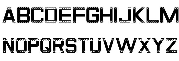 GRATIS フォント 小文字