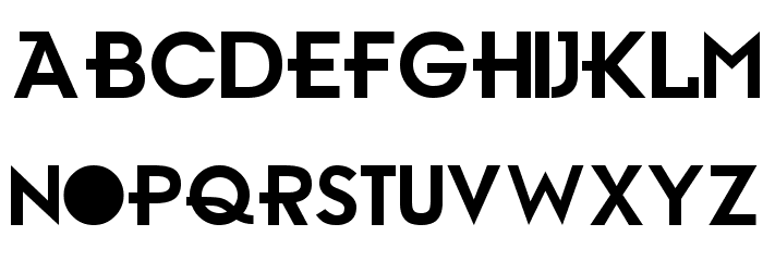 Gr-Ambient Font LOWERCASE