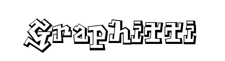 Graphitti  font caratteri gratis