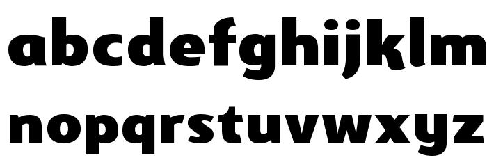Graveside BB Font LOWERCASE