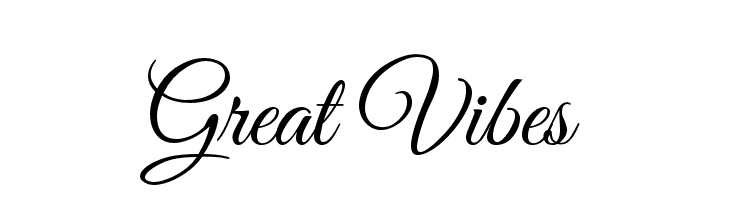 Great vibes font download free fonts download.