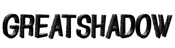 GreatShadow  Fuentes Gratis Descargar