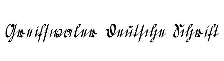 Greifswaler Deutsche Schrift  Free Fonts Download