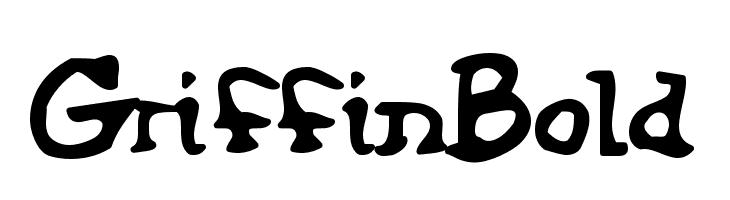 GriffinBold  Free Fonts Download