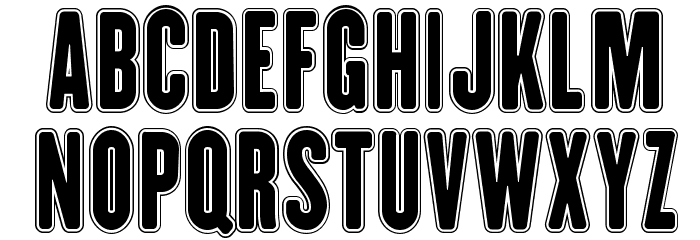 H.H.Agallas Font UPPERCASE