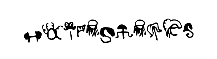 HairyStyles  Free Fonts Download