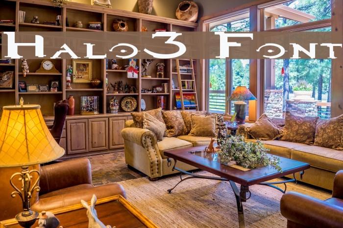 Halo3 Fuentes examples