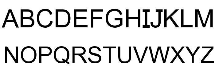 Hammer Bro Is Twinsane V2 Regular Caratteri MAIUSCOLE