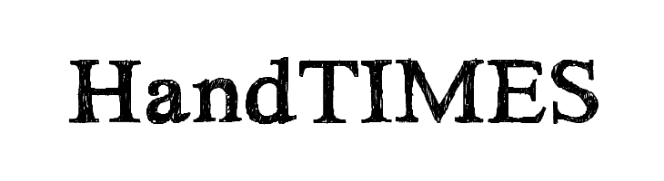 HandTIMES Font