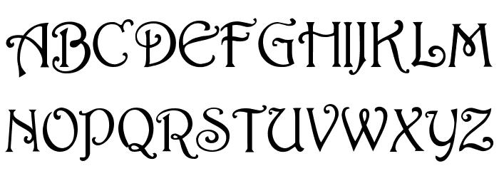 Harri Font UPPERCASE