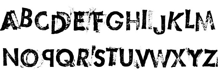 HatCheck- Font LOWERCASE