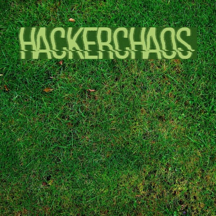 hackerchaos フォント examples