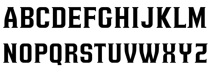 HEADSOME & modif Font UPPERCASE