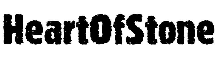 HeartOfStone  baixar fontes gratis