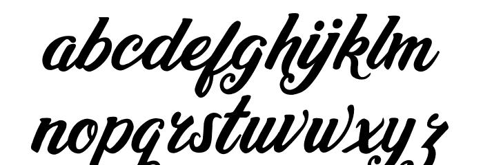 Heidy Indigo لخطوط تنزيل صغيرة