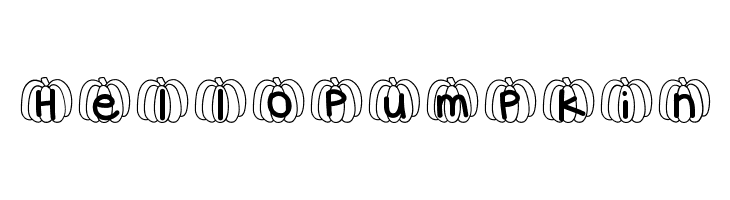 HelloPumpkin  Free Fonts Download