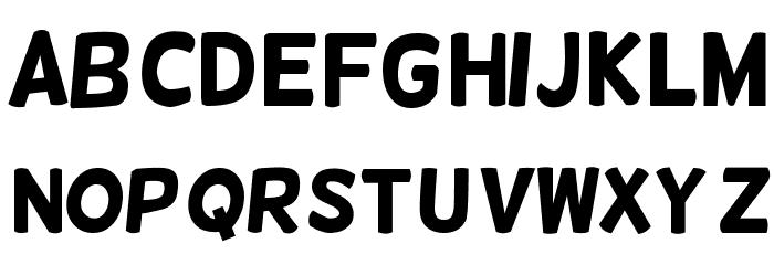 Helsinki Font UPPERCASE