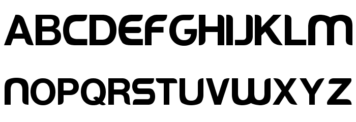 HereaboutsBold Font UPPERCASE