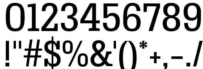 HermeneusOne Font OTHER CHARS